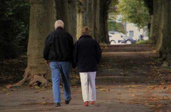'пожилые люди'